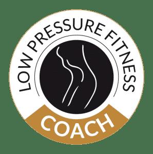 Marta Alonso Low Pressure Fitness certivicado